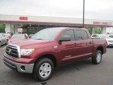 2010 Salsa Red Pearl Toyota Tundra CrewMax #48268703