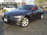 2008 Sparkling Graphite Metallic BMW 3 Series 328xi Coupe #48268394