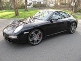 2007 Porsche 911 Carrera 4S Coupe Data, Info and Specs
