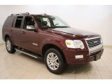 2006 Dark Cherry Metallic Ford Explorer Limited 4x4 #48233697