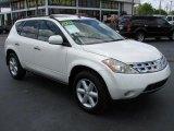 2003 Glacier White Pearl Nissan Murano SE #48268947