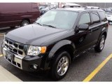 2009 Black Ford Escape Limited V6 #48233709