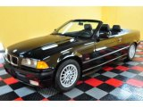 1996 Jet Black BMW 3 Series 328i Convertible #48268747