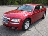 2011 Chrysler 300 Deep Cherry Red Crystal Pearl