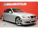 2009 Titanium Silver Metallic BMW 3 Series 335i Sedan #48328710