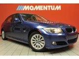 2009 Montego Blue Metallic BMW 3 Series 328i Sedan #48328711