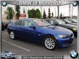 2008 Montego Blue Metallic BMW 3 Series 335xi Coupe #48328543