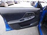 2002 Subaru Impreza WRX Sedan Door Panel