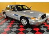 2009 Silver Gray Metallic Ford Crown Victoria Police Interceptor #48328732