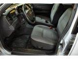 2009 Ford Crown Victoria Police Interceptor Dark Charcoal Interior