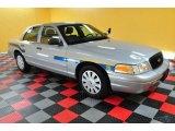 2009 Silver Gray Metallic Ford Crown Victoria Police Interceptor #48328733