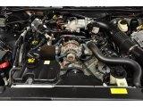 2009 Ford Crown Victoria Police Interceptor 4.6 Liter SOHC 16-Valve V8 Engine