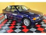 1997 Montreal Blue Metallic BMW 3 Series 328i Sedan #48328743