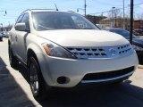 2007 Glacier Pearl White Nissan Murano S AWD #48328943