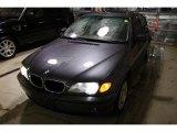 2003 Steel Grey Metallic BMW 3 Series 325xi Sedan #48328261
