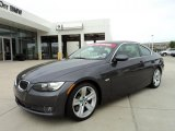 2008 Space Grey Metallic BMW 3 Series 335i Coupe #48328610