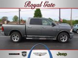 2010 Mineral Gray Metallic Dodge Ram 1500 Big Horn Crew Cab 4x4 #48328275