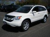 2010 Taffeta White Honda CR-V EX-L AWD #48328444