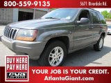 2002 Graphite Metallic Jeep Grand Cherokee Laredo #48329004