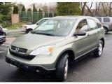 2008 Green Tea Metallic Honda CR-V LX 4WD #48328327