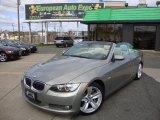 2008 Platinum Bronze Metallic BMW 3 Series 335i Convertible #48328496