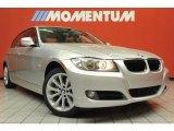 2011 Titanium Silver Metallic BMW 3 Series 328i Sedan #48328698