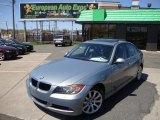 2007 Arctic Metallic BMW 3 Series 328xi Sedan #48328497