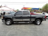 2003 Dark Gray Metallic Chevrolet Silverado 2500HD LS Crew Cab 4x4 #48328859