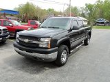 2003 Chevrolet Silverado 2500HD Dark Gray Metallic