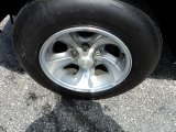 1998 Chevrolet S10 LS Extended Cab Wheel