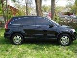 2008 Nighthawk Black Pearl Honda CR-V LX 4WD #48328866