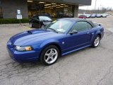 2004 Ford Mustang GT Convertible Data, Info and Specs