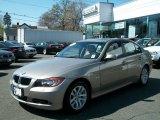 2007 Platinum Bronze Metallic BMW 3 Series 328xi Sedan #48387337