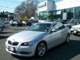 2008 Titanium Silver Metallic BMW 3 Series 335i Convertible #48387339