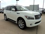 Infiniti QX 2011 Data, Info and Specs