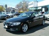 2011 Jet Black BMW 3 Series 335i xDrive Coupe #48387344
