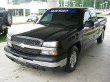 2004 Dark Gray Metallic Chevrolet Silverado 1500 LS Extended Cab #48387646