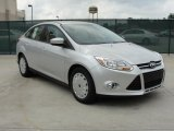 2012 Ford Focus Ingot Silver Metallic