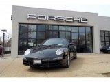 2008 Black Porsche 911 Carrera 4 Cabriolet #48387802