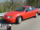 2003 Victory Red Chevrolet Cavalier Coupe #48387229