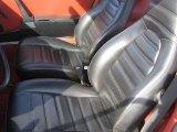 1974 Porsche 911 Coupe Red Interior