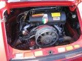 1974 Porsche 911 Coupe 2.7 Liter Flat 6 Cylinder Engine