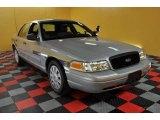 2009 Silver Gray Metallic Ford Crown Victoria Police Interceptor #48387665