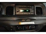 2009 Ford Crown Victoria Police Interceptor Controls