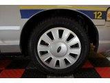 2009 Ford Crown Victoria Police Interceptor Wheel