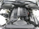 2000 BMW 5 Series 528i Sedan 2.8L DOHC 24V Inline 6 Cylinder Engine