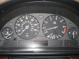 2000 BMW 5 Series 528i Sedan Gauges