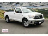 2011 Super White Toyota Tundra Regular Cab 4x4 #48387260