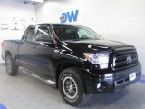2010 Black Toyota Tundra TRD Rock Warrior Double Cab 4x4 #48387681