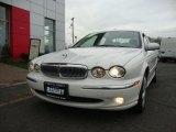 2005 Jaguar X-Type White Onyx